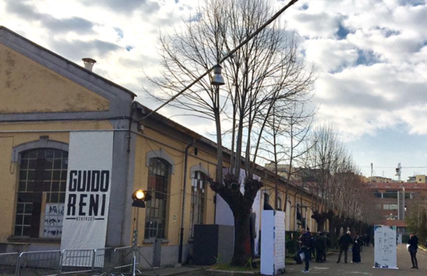 Collezione Maurizio Sarti presso Guido Reni District
