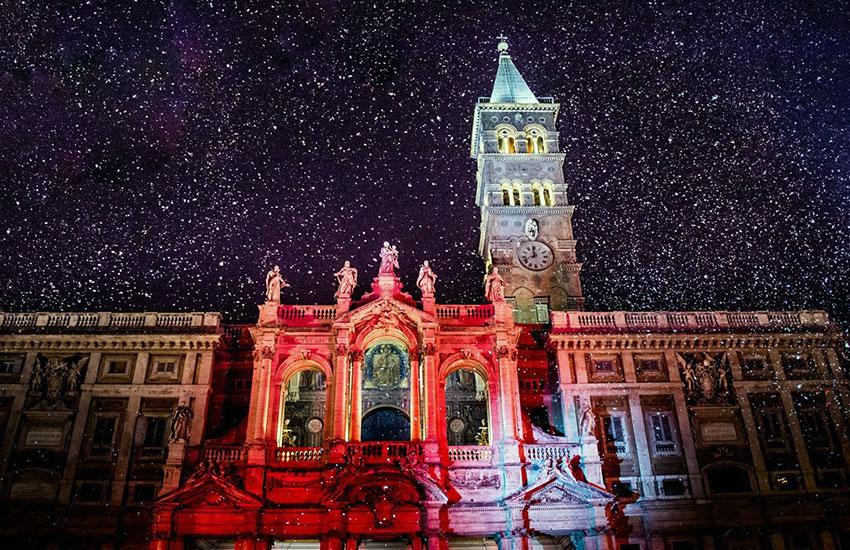 Miracolo della Neve a Roma – Edizione 2017